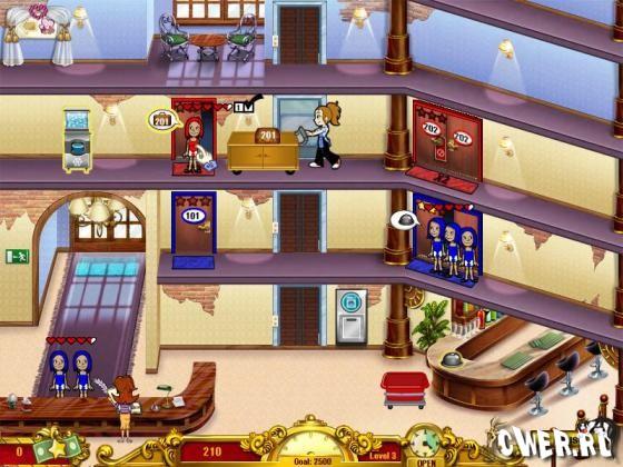 حصريا اللعبه الاكثر رائعه Hotel.Dash.4
