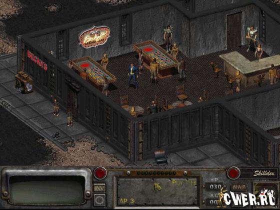 Fallout 2 (1C)