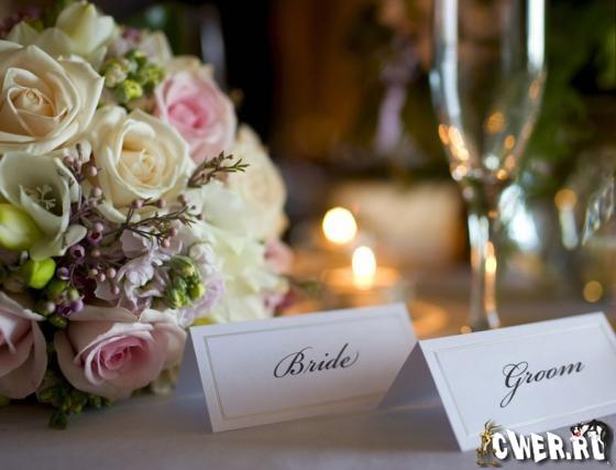 Порядок женитьбы