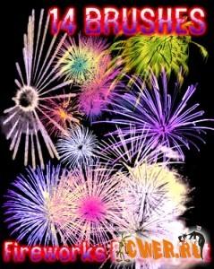 Fireworks Brushes for Photoshop