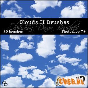Clouds II Brushes