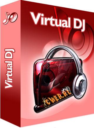 Virtual DJ עם מדריך בעברית