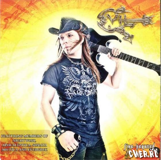 Elias Viljanen   Fire Hearted  2009  Baixar   Cd Elias Viljanen   Fire Hearted   Download