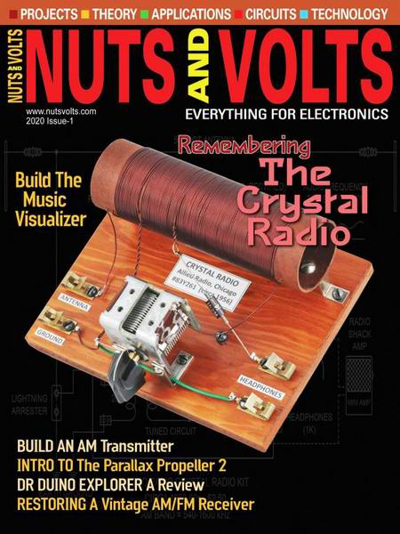 Nuts And Volts №1 2020