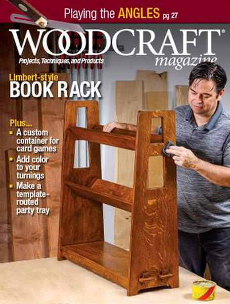 Woodcraft Magazine №97 October-Novembe 2020 USA