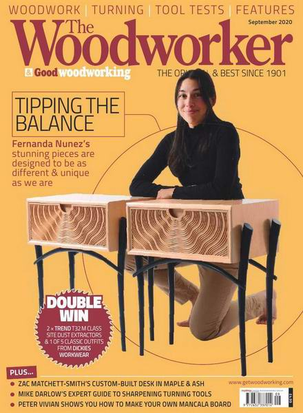 The Woodworker & Good Woodworking №9 September  2020