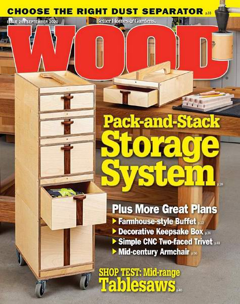 Wood Magazine №269 September 2020