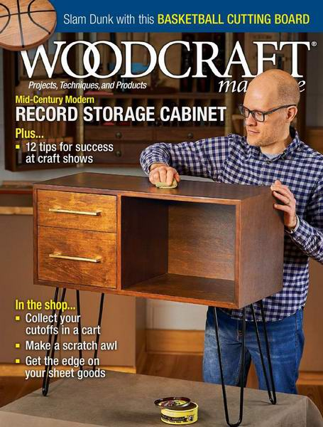 Woodcraft Magazine №93 February-March 2020 USA