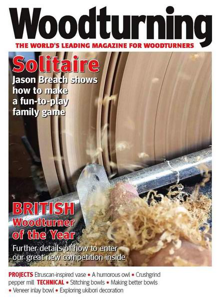 Woodturning №330 April 2019