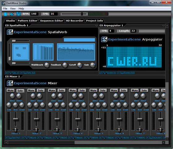 DarkWave Studio 3.6.0