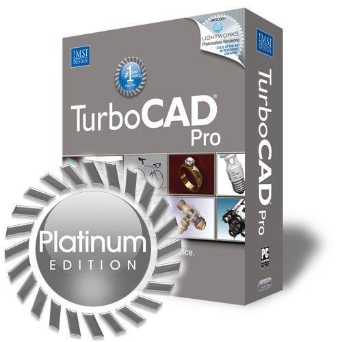 TurboCAD Professional Platinum 18.1 Build 51.2