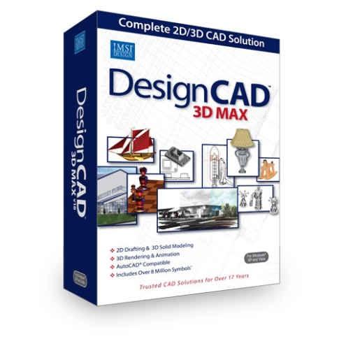 DesignCAD 3D MAX 21.0