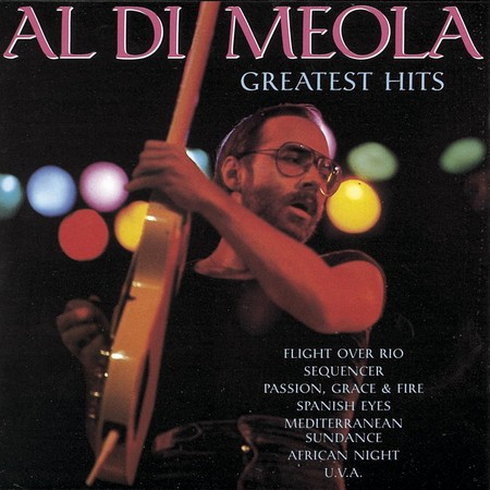 Al Di Meola - Greatest Hits (1990)