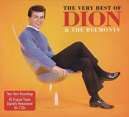 Dion & The Belmonts - The Very Best of Dion & The Belmonts (2012)