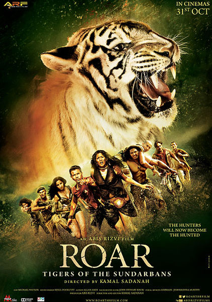Рык. Сундарбанские тигры / ROAR: Tigers of the Sundarbans (2014/WEB-DLRip