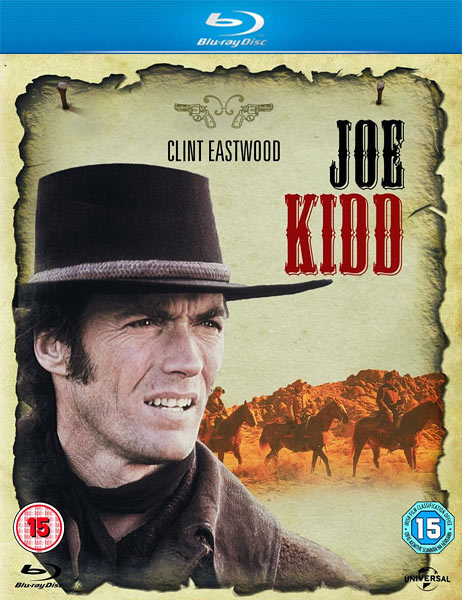 Джо Кидд / Joe Kidd (1972/HDRip)