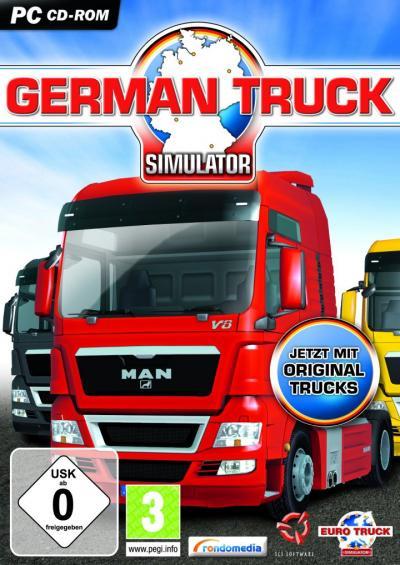 Патч русификатор для German Truck Simulator