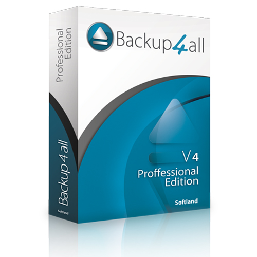 Backup4all Professional 4.6 Build 254