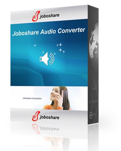 Joboshare Audio Converter 2.0.5.0708