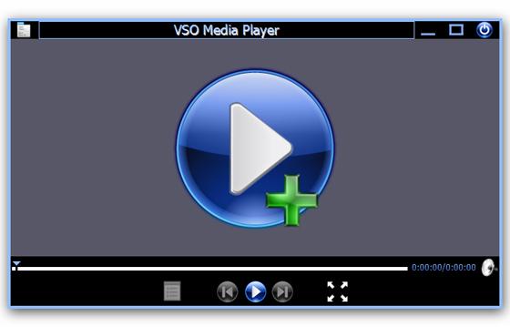 VSO Media Player 0.1.1.268 Beta