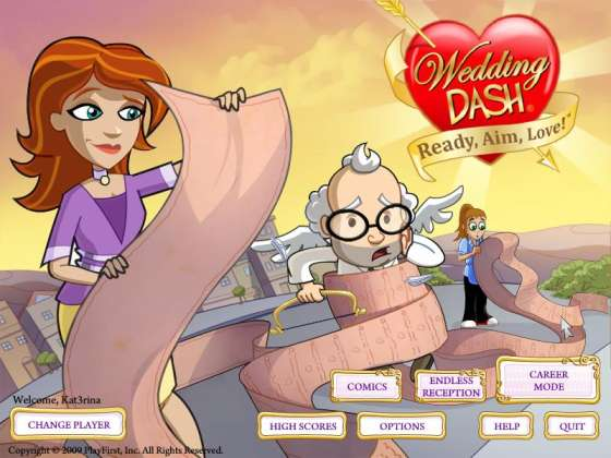 Wedding Dash: Ready, Aim, Love! (2009) - полная версия