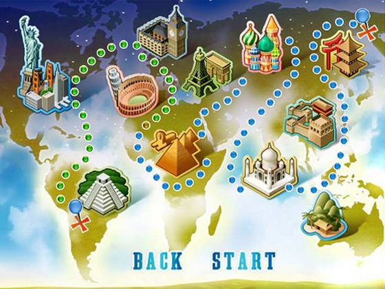 Around the World in 80 Levels (2011)