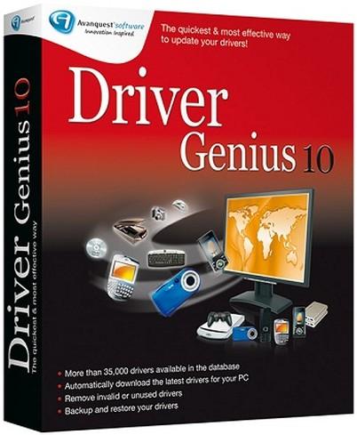 Driver Genius Pro 10.0.0.761 Rus