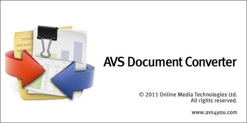 AVS Document Converter 2.2.3.200
