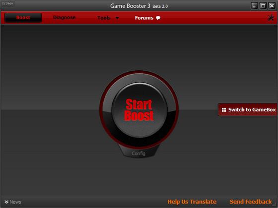 IObit Game Booster 3 Beta 2.0