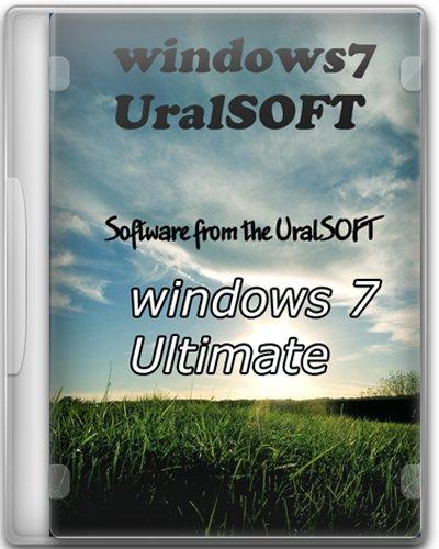 Windows 7 x86 Ultimate UralSOFT 1.9