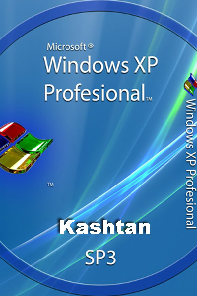 Windows XP Professional SP3 Kashtan