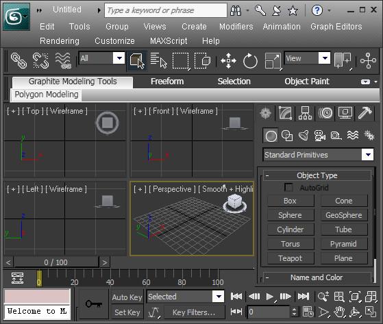 Скачать кряк для 3d Studio Max