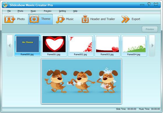 GiliSoft SlideShow Movie Creator Pro 4.5