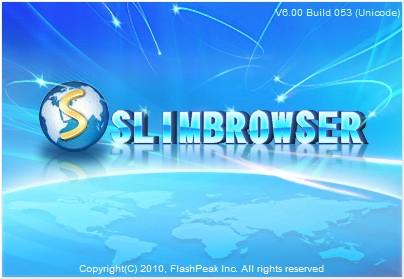 SlimBrowser 6.00 Build 053 Final