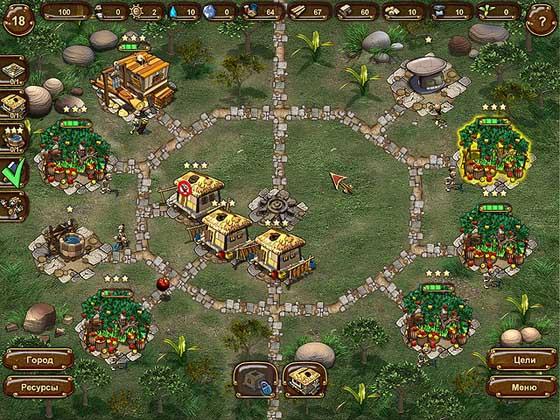 игра племя ацтеков 3