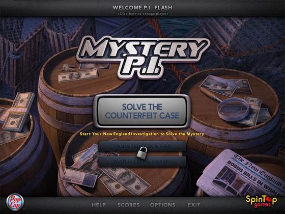 Mystery P.I.