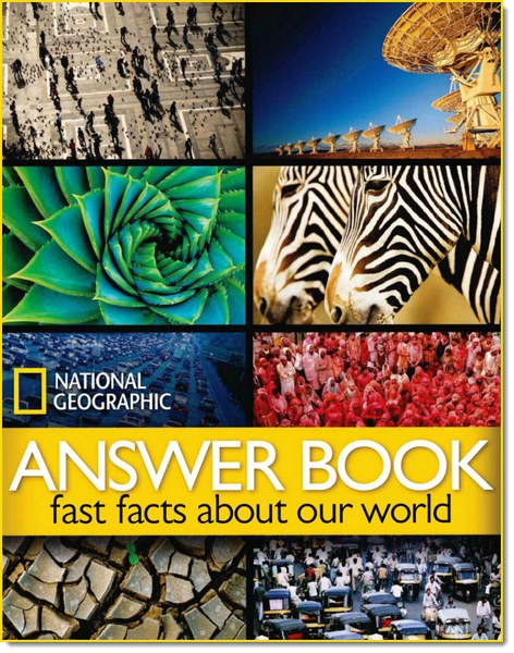 NationalGeographicAnswerBook
