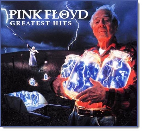 Pink Floyd. Greatest Hits 2CD (2009)