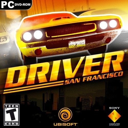 Driver: San Francisco (2011/Portable)