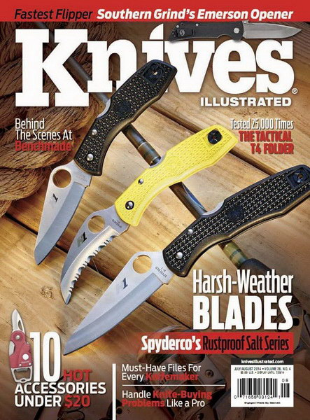Knives Illustrated №4 (July-August 2014)
