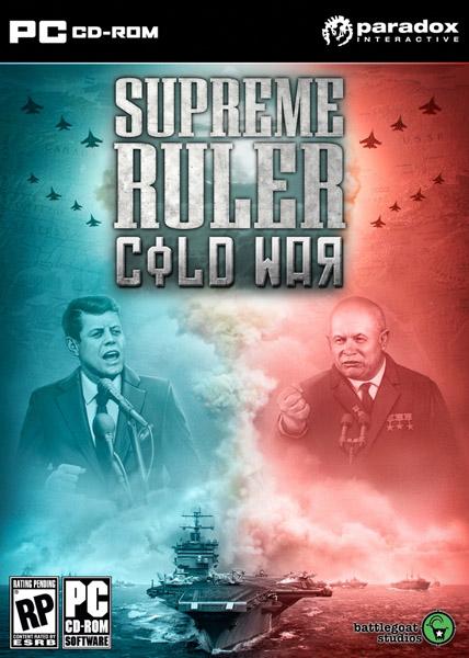 Supreme Ruler Cold War (2011) PC