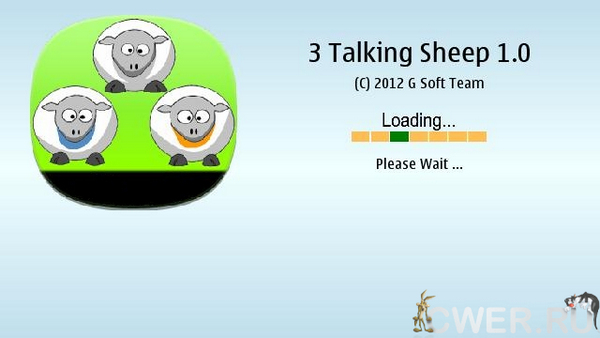 3 Talking Sheep