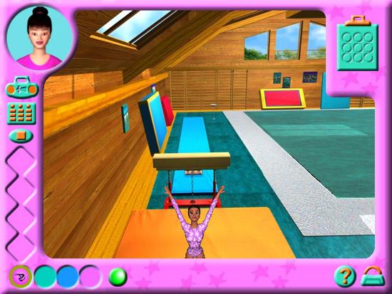 Barbie. Спортивная гимнастика (2007)