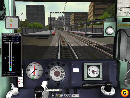 Microsoft Train Simulator Platinum (2001)