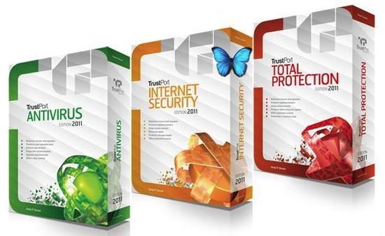 TrustPort Antivirus | Internet Security | Total Protection 2011 11.0.0.4621 Final
