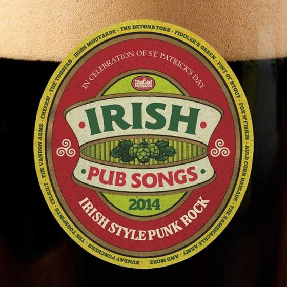 Irish Pub Songs (2014)