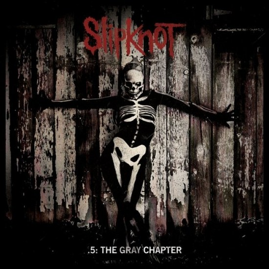 Slipknot. .5: The Gray Chapter, Clean Special Edition (2014)