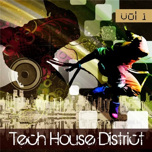 скачать Tech house district vol. 1
