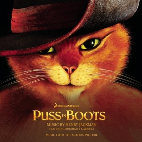 скачать Кот в сапогах. Саундтрек (2011)