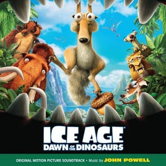 скачать Ледниковый период 3: Эра динозавров. Саундтрек (2009)